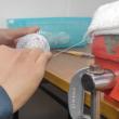 ボールの糸巻き