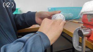 糸巻き工程2