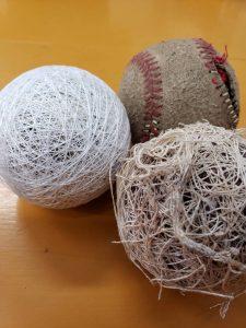 糸巻き工程1