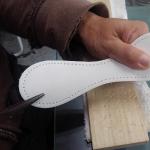 皮伸ばしの工程(1)