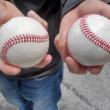 ボールの選別画像